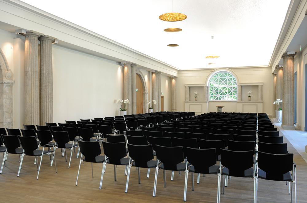 Spielstätten: Konzertsaal Trinkkuranlage