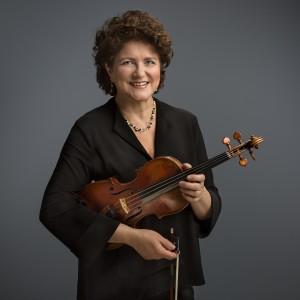 Karin Hendel, Konzertmeisterin
